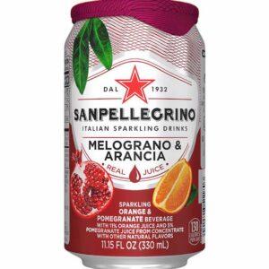 Sanpellegrino Melograno e Arancia (Pomegranate & Orange)